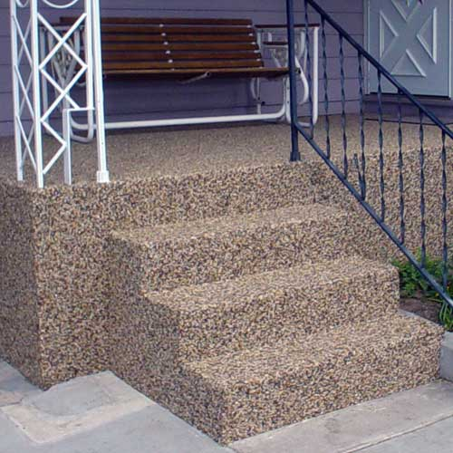 Kreative concrete resurfacing epoxy and stone in colorado - Exterior concrete resurfacing products ...
